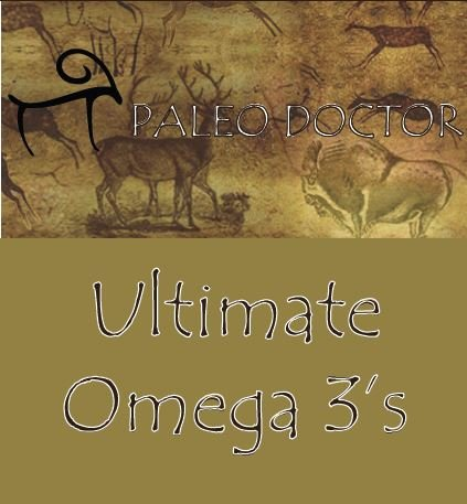 Ultimate Omega 3's