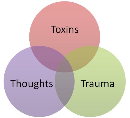 Three T's of Stress