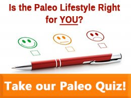 Paleo Quiz from Paleo Lifestyle Doctor